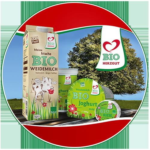 HERZGUT launcht Bio-Produkte