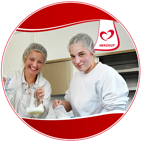 Azubis kreieren eigenen Joghurt