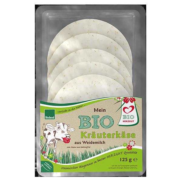 BIO-Kräuterkäse