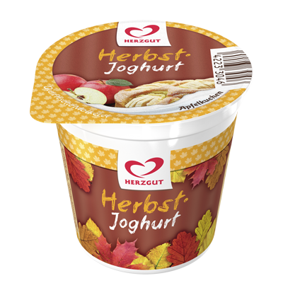 Herbstjoghurt