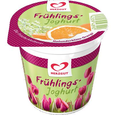 Frühlingsjoghurt