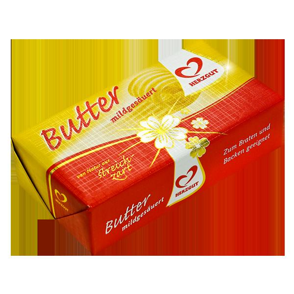 Streichzarte Butter