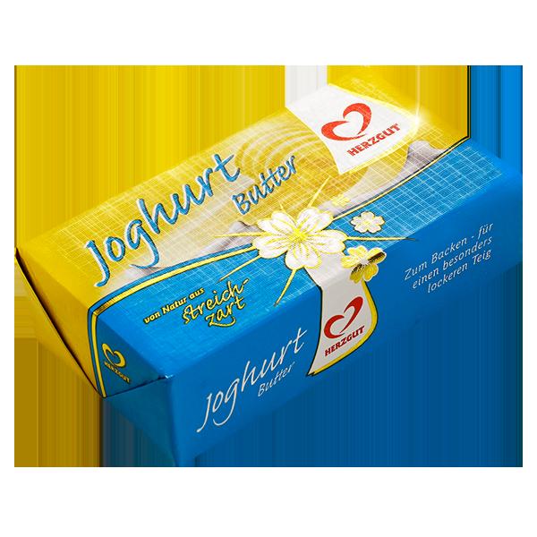 Streichzarte Joghurtbutter