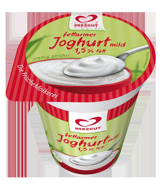 Fettarmer Joghurt mild