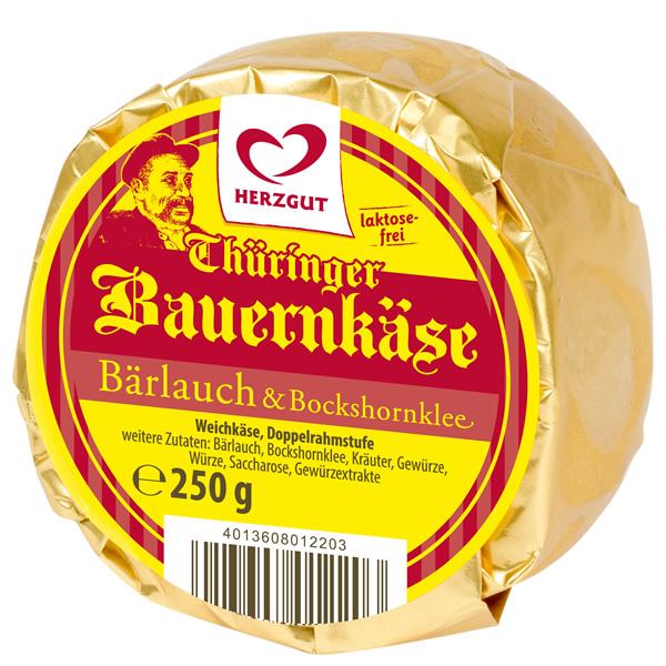 Bauernkäse Bärlauch & Bockshornklee