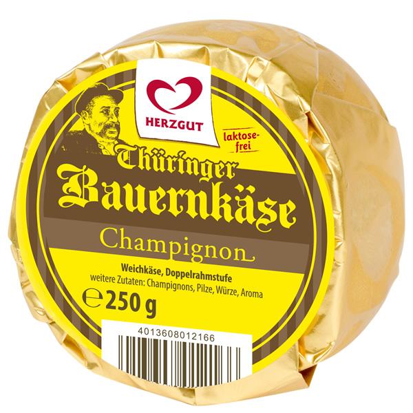 Bauernkäse Champignon