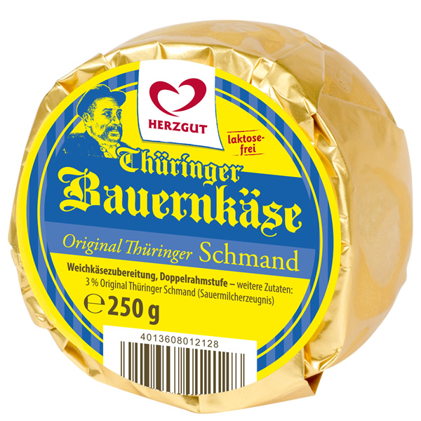 Bauernkäse Original Thüringer Schmand