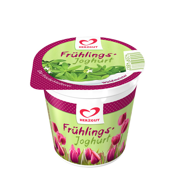 Saisonjoghurt