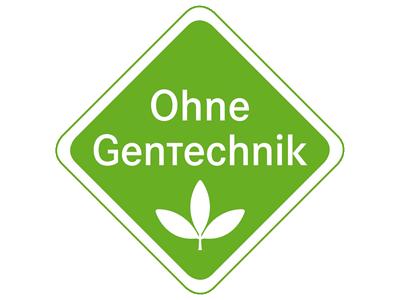 Zertifikat ohne Gentechnik